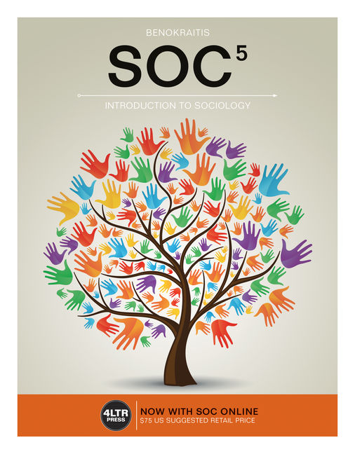 Product cover for SOC Online 5th Edition by Nijole V. Benokraitis