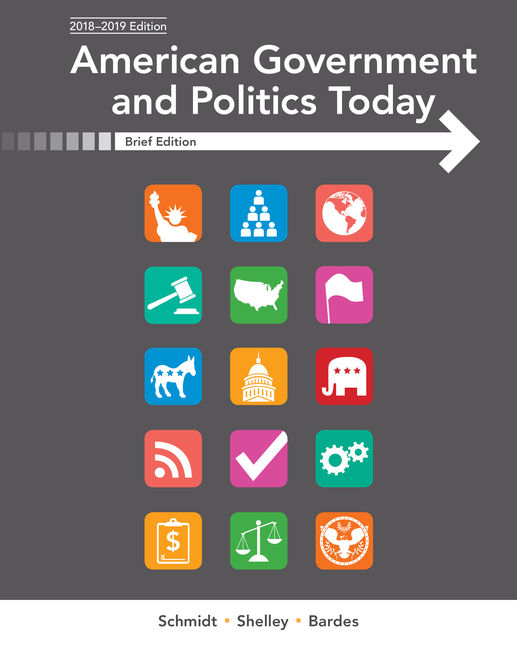 American government and politics today brief 10th edition cengage fandeluxe Gallery