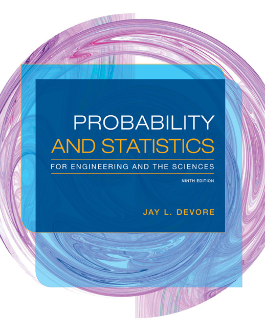 Probability and statistics for engineering and the sciences 9th probability and statistics for engineering and the sciences 9th edition cengage fandeluxe Choice Image