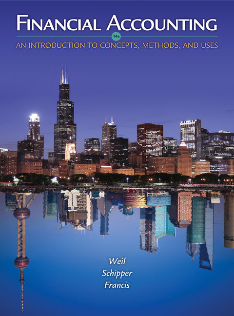 Financial accounting an introduction to concepts methods and uses financial accounting an introduction to concepts methods and uses 14th edition cengage fandeluxe Image collections