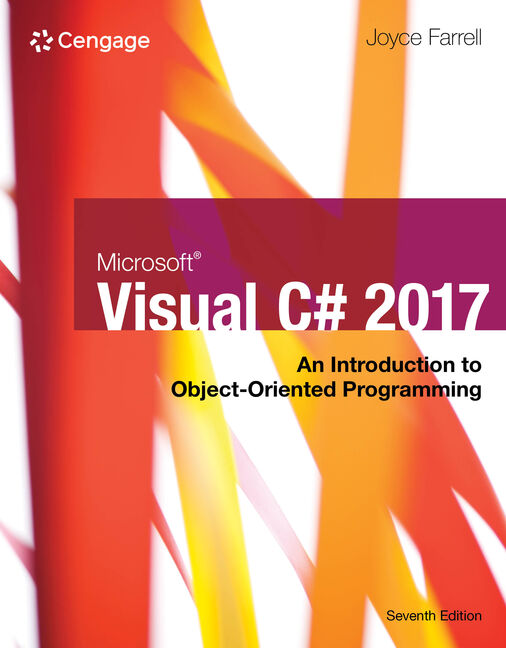 Microsoft visual c an introduction to object oriented programming microsoft visual c an introduction to object oriented programming 7th edition cengage fandeluxe Image collections