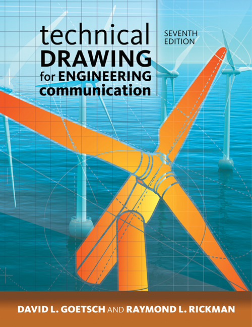 Technical Drawing For Engineering Communication 7th Edition Cengage
