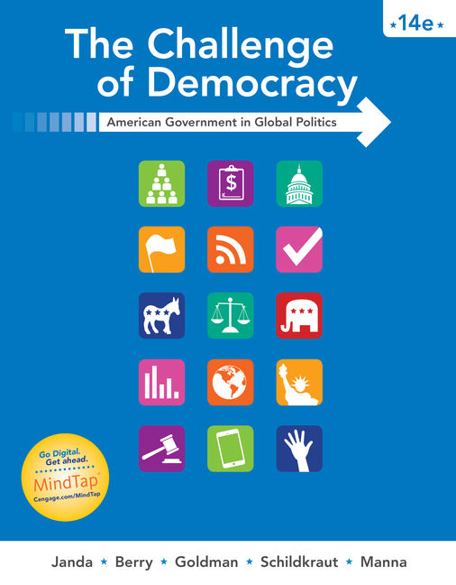 The challenge of democracy american government in global politics the challenge of democracy american government in global politics 14th edition cengage fandeluxe