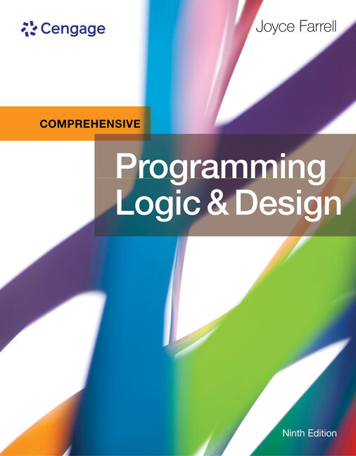 Programming Logic And Design Comprehensive Th Edition Pdf