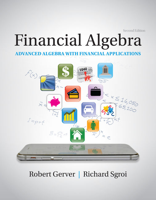 Image result for cengage financial algebra