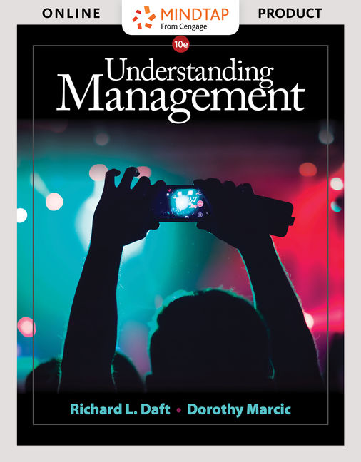 Mindtap For Understanding Management 10th Edition 9781305627789 Cengage