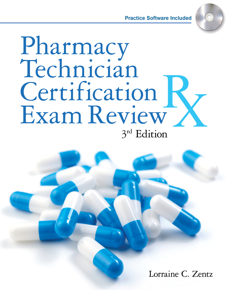 Pharmacy Technician Certification Exam Review 3rd Edition Cengage
