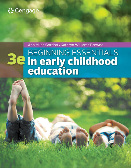 Beginning essentials in early childhood education 3rd edition beginning essentials in early childhood education 3rd edition 9781305089037 cengage fandeluxe Gallery