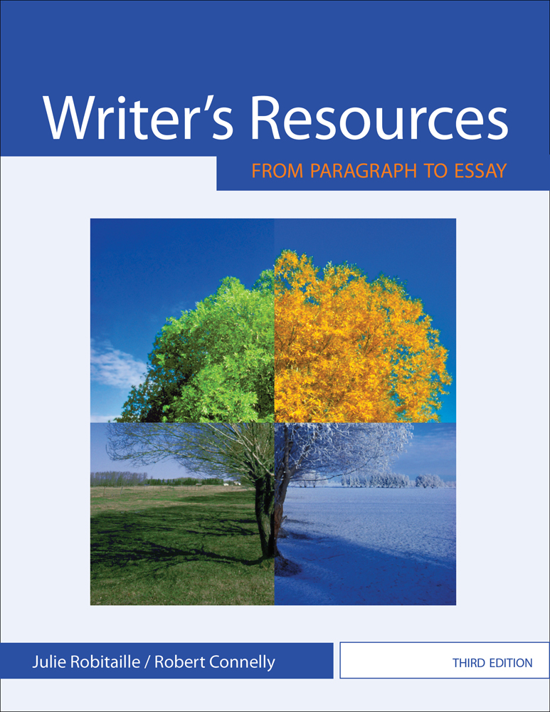 writing for life paragraphs and essays 2nd edition