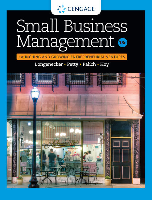Small business management launching growing entrepreneurial small business management launching growing entrepreneurial ventures 18th edition cengage fandeluxe Image collections