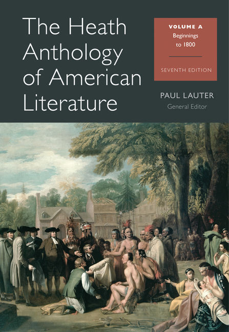 The heath anthology of american literature volume a 7th edition the heath anthology of american literature volume a 7th edition cengage fandeluxe Gallery