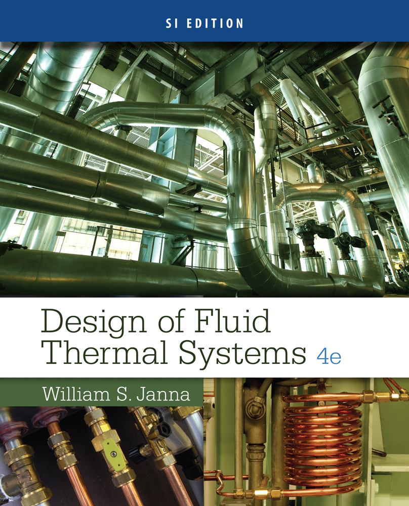 Design of fluid thermal systems si edition 4th edition look inside fandeluxe Images