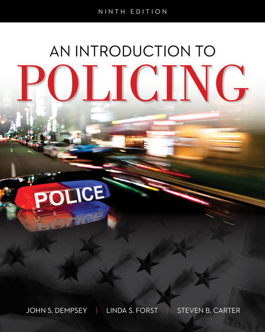 An introduction to policing 9th edition cengage fandeluxe Images