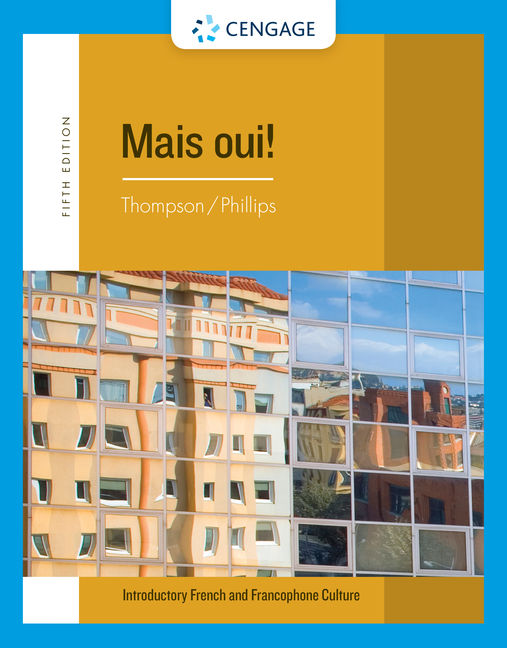 Mais oui 5th edition cengage fandeluxe Gallery