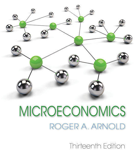 Microeconomics, 13th Edition - 9781337617406 - Cengage