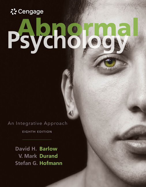 abnormal psychology an integrative approach 8th edition free pdf
