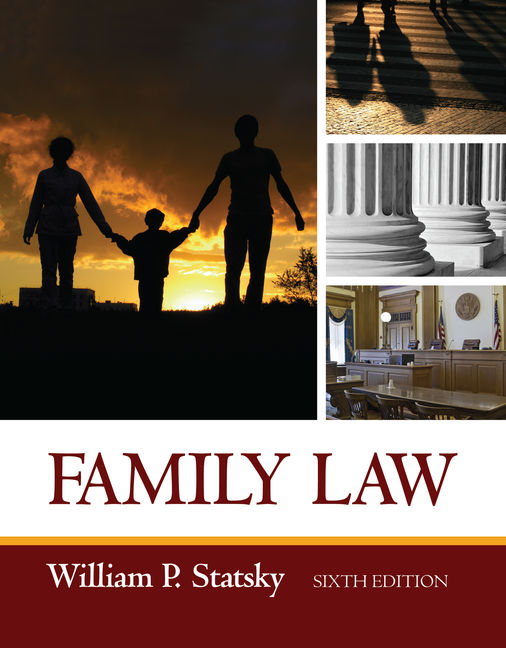 Family law 6th edition 9781435440746 cengage family law 6th edition by william p fandeluxe Gallery