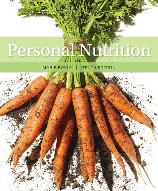 Personal nutrition 10th edition cengage fandeluxe Images