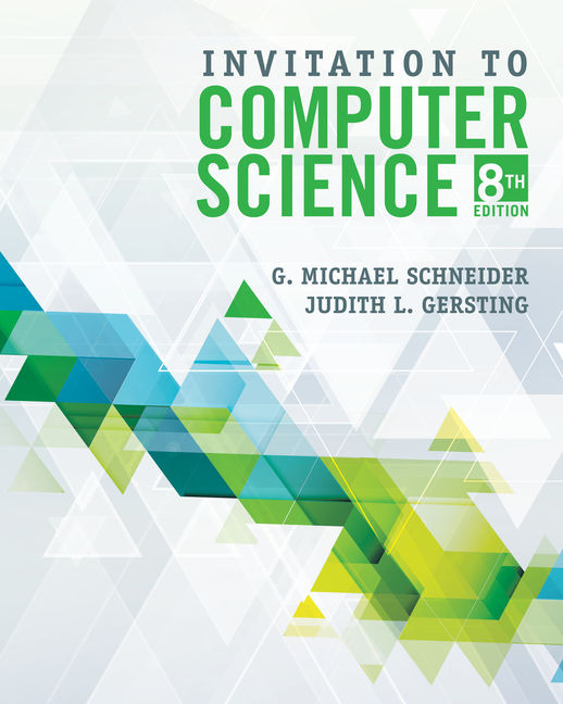 Invitation to computer science 8th edition 9781337561914 cengage product cover for invitation to computer science 8th edition by g michael schneiderjudith stopboris Choice Image