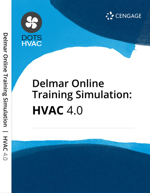 Product cover for Delmar Online Training Simulation: HVAC 3.0 2nd Edition by Interplay Learning