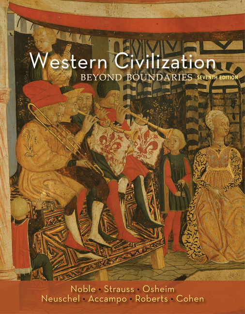 Western civilization beyond boundaries 7th edition cengage product cover for western civilization beyond boundaries 7th edition by thomas f x noblebarry fandeluxe Choice Image
