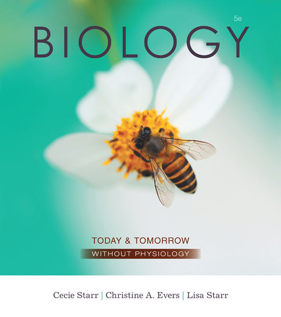 Product cover for MindTap for Biology Today and Tomorrow without Physiology 5th Edition by Cecie Starr/Christine Evers/Lisa Starr