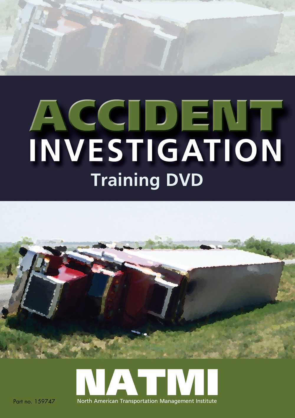 ???label.coverImageAlt??? Accident Investigation: Training DVD 1st Edition by Delmar/NATMI
