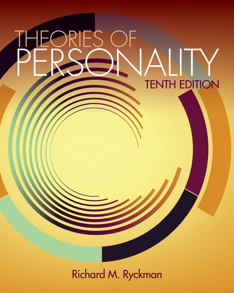 Theories of personality 10th edition 9781111830663 cengage product cover for theories of personality 10th edition by richard m ryckman fandeluxe Gallery