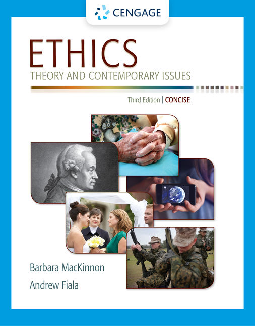 Ethics theory and contemporary issues concise edition 8th ethics theory and contemporary issues concise edition 8th edition fandeluxe Images