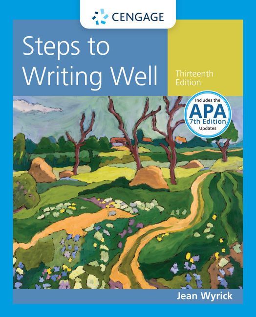 Steps to writing well with additional readings 2016 mla update steps to writing well with additional readings 2016 mla update 10th edition cengage fandeluxe