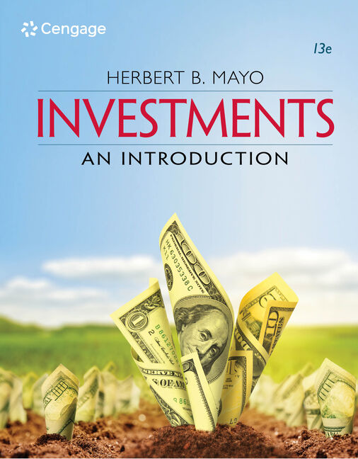 chapter 6 from ebook investments an introduction by herbert