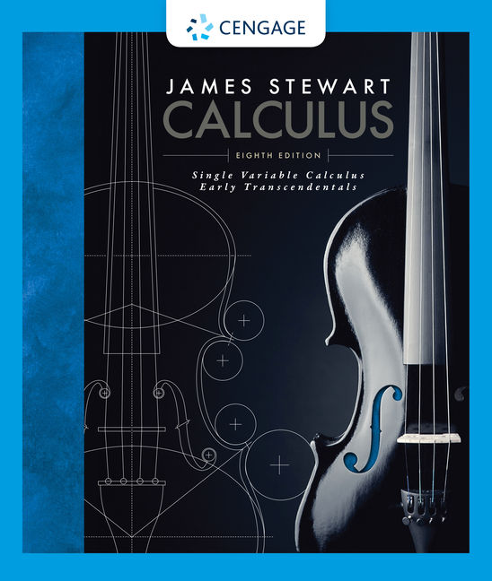 Product cover for Single Variable Calculus: Early Transcendentals 8th Edition by James Stewart
