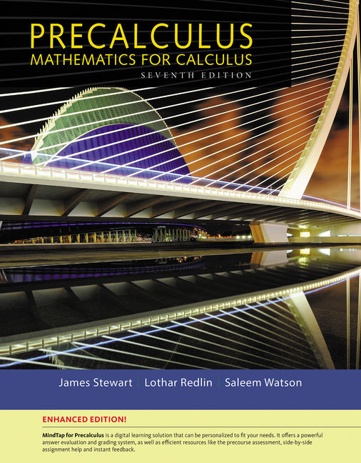 WebAssign for Precalculus, 7th Edition - 9781337879699 - Cengage