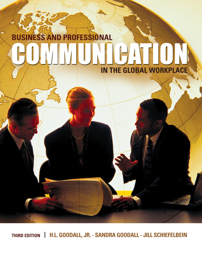 basics of business and professional communication Business 101: principles of management has been evaluated and recommended for 3 business communications and management basics.