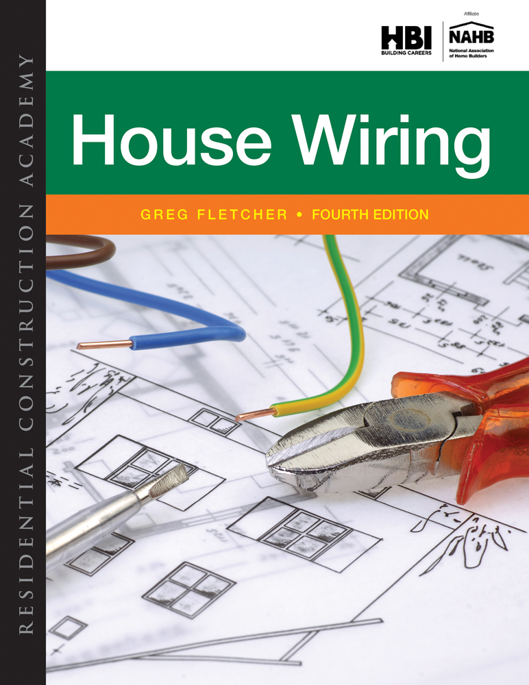 Product cover for Residential Construction Academy: House Wiring 4th Edition by Gregory W. Fletcher