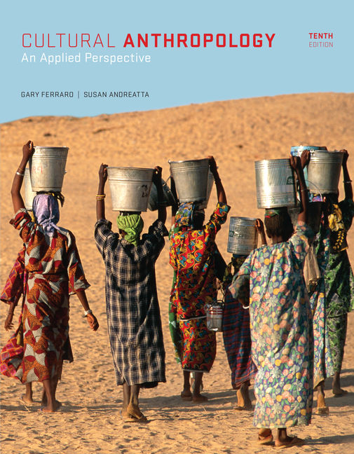 Product cover for MindTap for Cultural Anthropology: An Applied Perspective 10th Edition by Gary Ferraro/Susan Andreatta