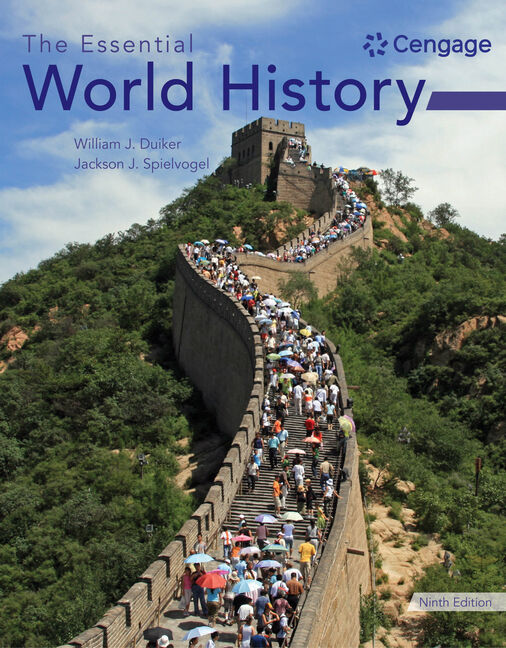 americas history 9th edition volume 2