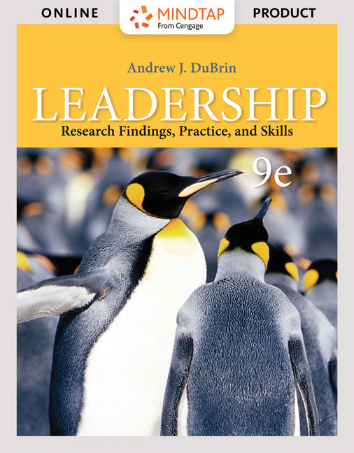 Mindtap management for leadership research findings practice and mindtap management for leadership research findings practice and skills 9th edition cengage fandeluxe Images