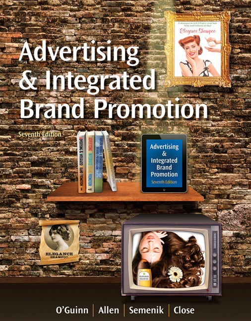 Advertising and integrated brand promotion 7th edition cengage product cover for advertising and integrated brand promotion 7th edition by thomas oguinn fandeluxe Images