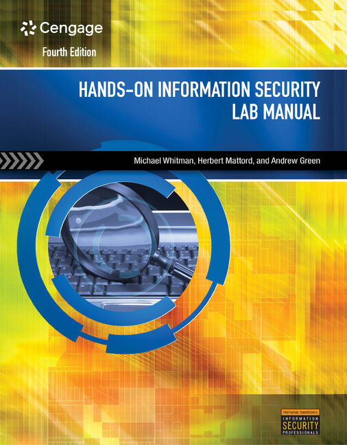 lab for information security The hands-on information security lab manual, second edition allows students to apply the basics of their introductory security knowledge in a hands-on environment with detailed exercises using windows 2000, xp and linux this non-certification based lab manual includes coverage of scanning, os vulnerability analysis and resolution firewalls, security.