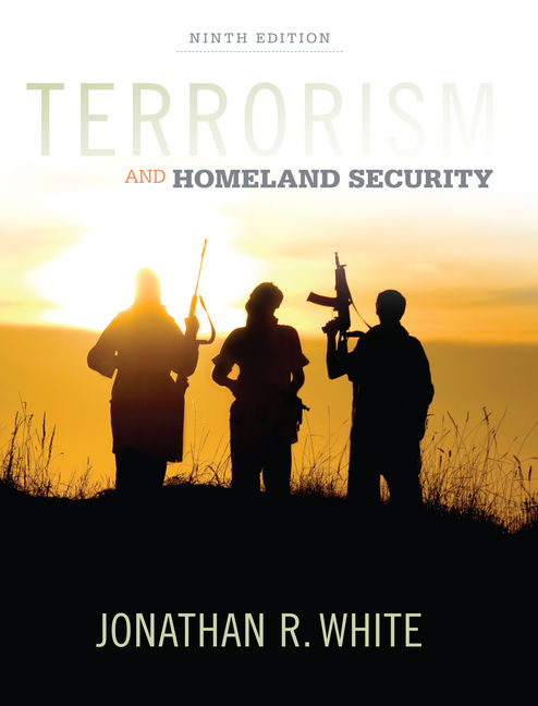 Terrorism and homeland security 9th edition 9781305633773 cengage product cover for terrorism and homeland security 9th edition by jonathan r white fandeluxe Images