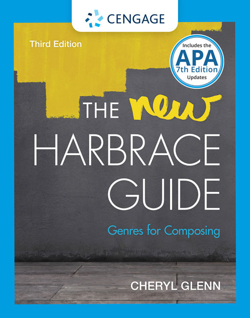The new harbrace guide genres for composing 3rd edition the new harbrace guide genres for composing 3rd edition fandeluxe Images
