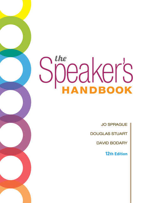 The speakers handbook spiral bound version 12th edition cengage fandeluxe Choice Image