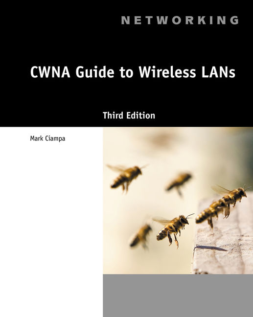 Product cover for CWNA Guide to Wireless LANs 3rd Edition by Mark Ciampa