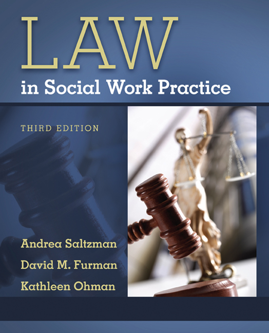 Law in social work practice 3rd edition cengage fandeluxe Image collections