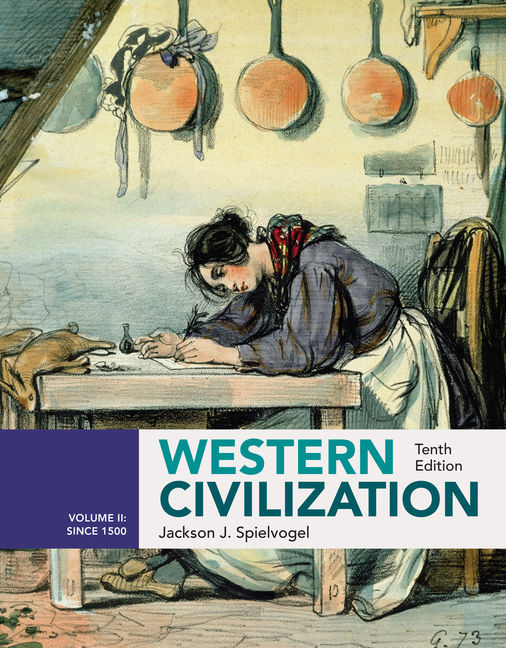 Western civilization volume ii since 1500 10th edition western civilization volume ii since 1500 10th edition 9781305952805 cengage fandeluxe Images