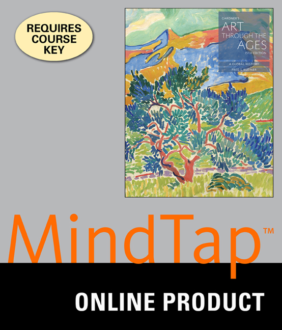 Product cover for MindTap for Art through the Ages: A Global History 15th Edition by Fred S. Kleiner
