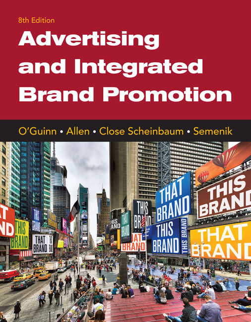 marketing and integrated brand promotion