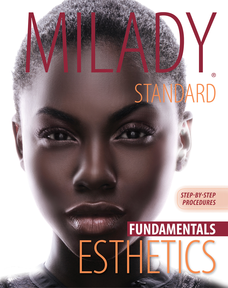 Product cover for Step-by-Step Procedures for Milady Standard Esthetics: Fundamentals 11th Edition by Milady