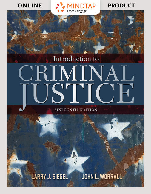 introduction of criminal justice Introduction to criminal justice a personal narrative approach alissa r ackerman university of washington tacoma meghan sacks fairleigh dickinson university.